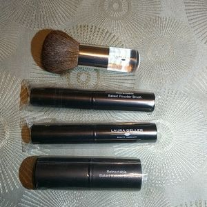 New Laura Geller brush set
